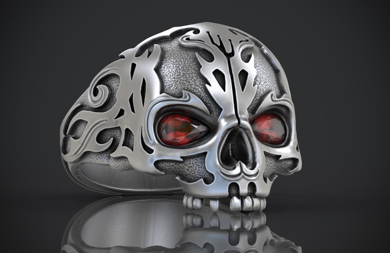 ring-skull-without-jaw