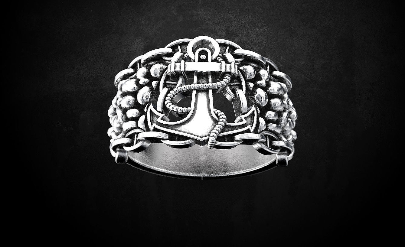male-ring-with-an-anchor (4)
